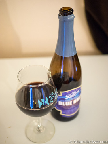 The Bruery Blue BBLs