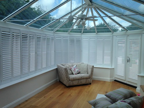 Conservatory Shutters Gosfield, Essex