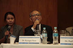 Global Peace Paraguay 2014 Dr. Kyungro Yoon