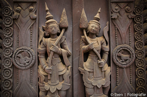 Hand made woodcarvings