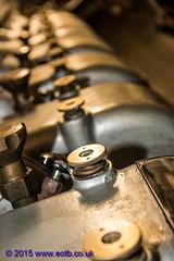 HM Submarine Ocelot Diesel Engine