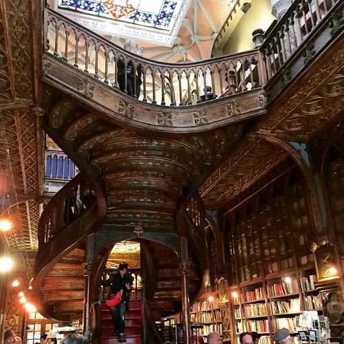 Porto - Librairie Lello & Irmao
