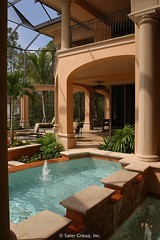 Custom Luxury Home - pool 1