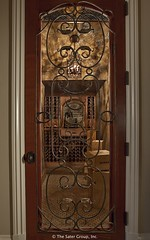European Home by Dan Sater ornate door
