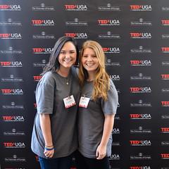 Carrie Clemens & Jamie Gottlieb: TEDxUGA 2015 Promotion Directors