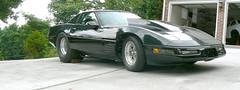 1992 Chevy Corvette Convertible Pro Street