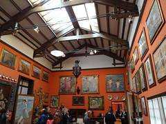 Sorolla Museum - the artists studio
