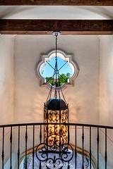 Almería foyer details