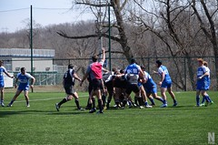 "Bombers vs KC Blues • <a style=""font-size:0.8em;"" href=""http://www.flickr.com/photos/76015761@N03/17022611286/"" target=""_blank"">View on Flickr</a>"