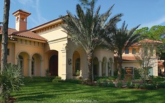 Custom Luxury Home - Porte Cochere