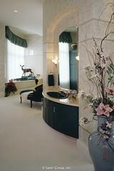 Custom Luxury Home Master Bath