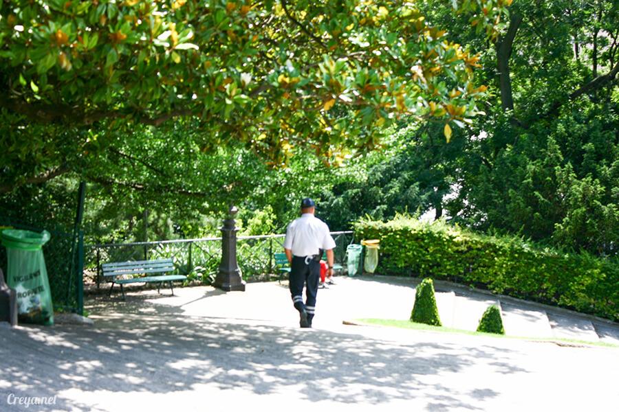 2016.10.02   看我的歐行腿  法國巴黎一日雙聖,在聖心堂與聖母院看見巴黎人的兩樣情 13