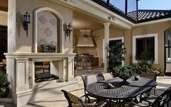Monteverdi - Outdoor Fireplace