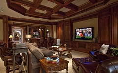 European Home by Dan Sater home theater