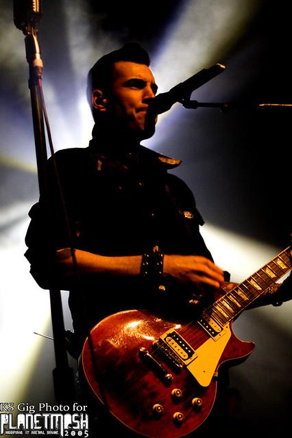Theory of a Deadman - Glasgow 2015