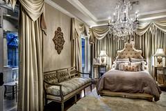Villa Belle - Master suite sitting area