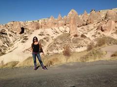 Actress Sanjjanaa holiday in Capadokiya (3)