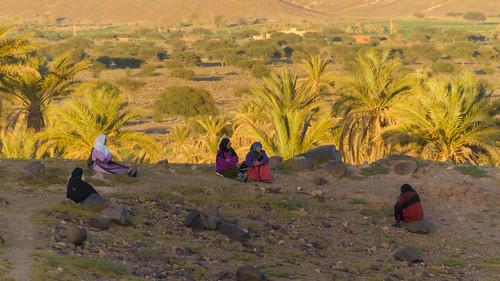 Frauen in Nkob