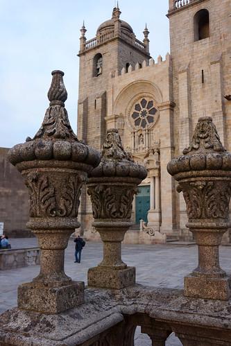 Porto - Cathédrale