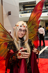"Fairy #cosplay #C2E2 2015 • <a style=""font-size:0.8em;"" href=""http://www.flickr.com/photos/33121778@N02/17097486319/"" target=""_blank"">View on Flickr</a>"