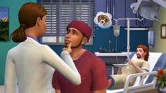 Les Sims 4 médecin