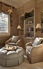 European Home by Dan Sater sitting area