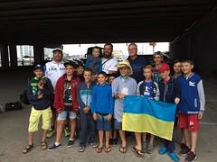 Ukrainian Baseball Team U12 returned from European Championship, 2016