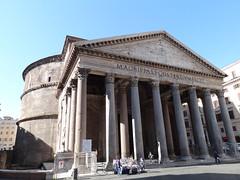 2011 05 09 Rome - Pantheon exterior