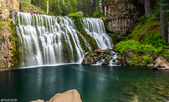 "McCloud Middle Falls near Mount Shasta, California • <a style=""font-size:0.8em;"" href=""http://www.flickr.com/photos/41711332@N00/18158646741/"" target=""_blank"">View on Flickr</a>"
