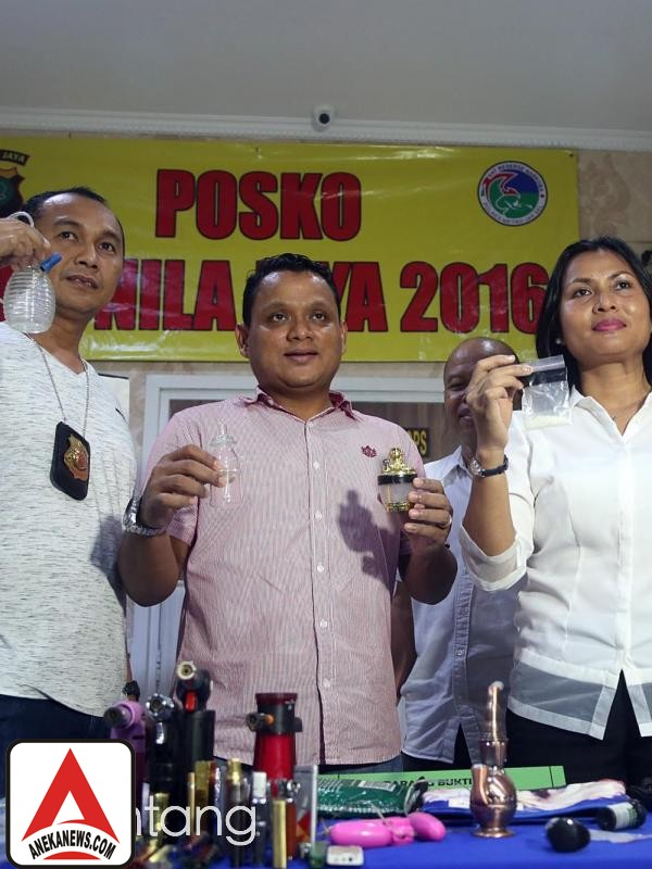 #Gosip Top :Gatot Brajamusti Sangkal Miliki Narkoba