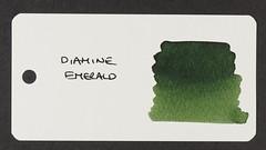 Diamine Emerald - Word Card