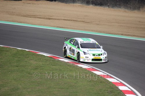Rob Austin during the BTCC Brands Hatch Finale Weekend October 2016