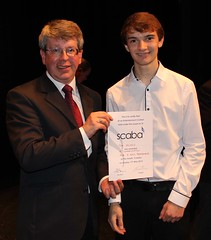 scaba 2015 Ents - Solo Commendation - Tom Halmos