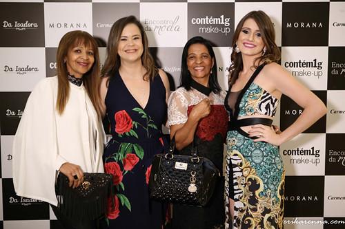 Catarina Lima, Érika Renna, Marilene e Vanessa Massariol