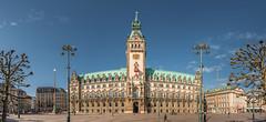 Hamburg: Rathaus