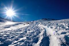 Pathways in snow!
