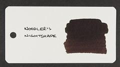 Noodler's Nightshade - Word Card