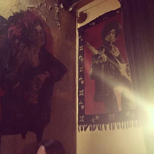 #Hendrix @ #Schlampazius in #0711 #Stuttgart