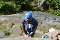 Climbing in the Peak Distirct