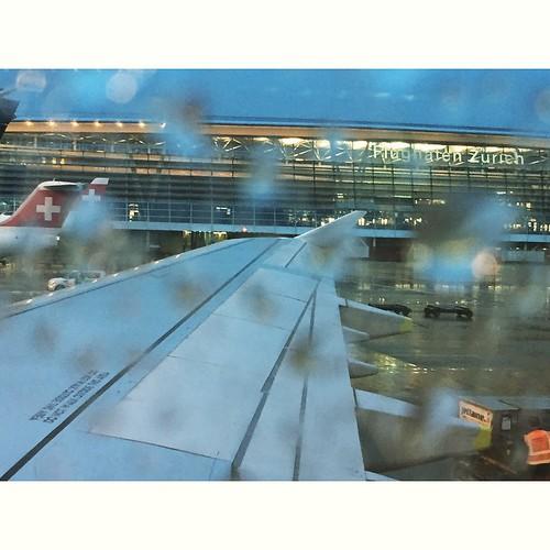 ✈️ #Berlin ich komme! Bye bye #Zürich...