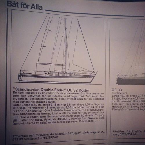 """Köpa ny båt? Från """"Båt för..."""