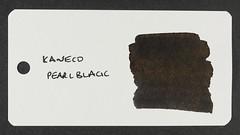 Kaweco Pearl Black - Word Card