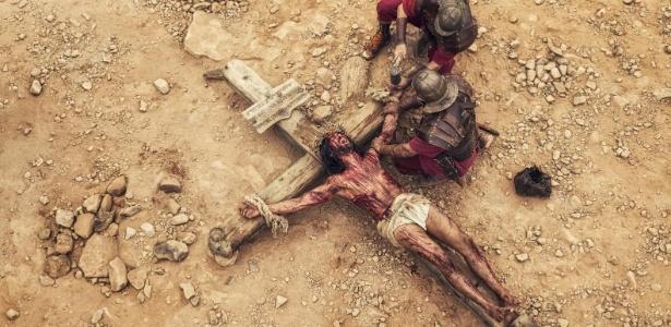 """Baseada na história de Jesus, """"A Bíblia - Nova Temporada"""" estreia na Record"""