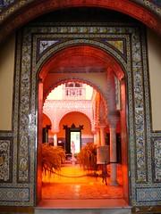 2007 09 06 Sevilla Palacio de la Condesa de Lebrija