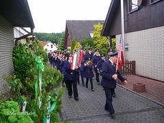 Wecken in Baerl am 31. Mai 2015
