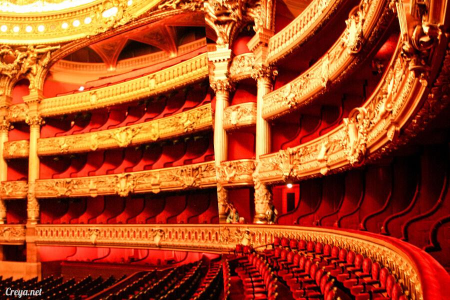2016.08.21 | 看我的歐行腿| 法國巴黎加尼葉歌劇院 13