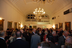 Rector Installation - Reception