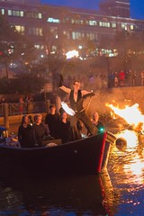 Ben Reynolds, Fire Dancer in the Basin