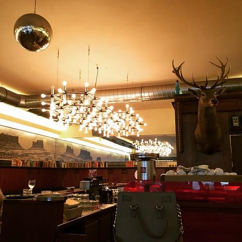 Disco im Wald  #MarshallBar @ #0711 #Stuttgart #MarshallMatt #Marshall #Matt #Bar
