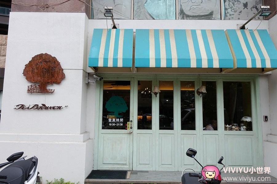 [蘆竹.美食]Tea Brunch老樹~外觀與裝潢好拍.餐點和價格不成正比 @VIVIYU小世界